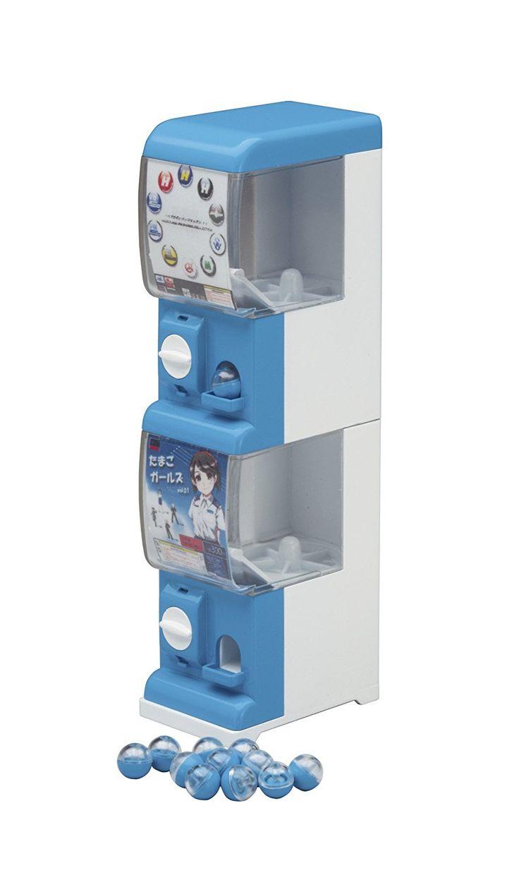Amazon   ハセガワ 1/12 フィギュアアクセサリーシリーズ カプセルトイ マシン プラモデル FA05   プラモデル 通販