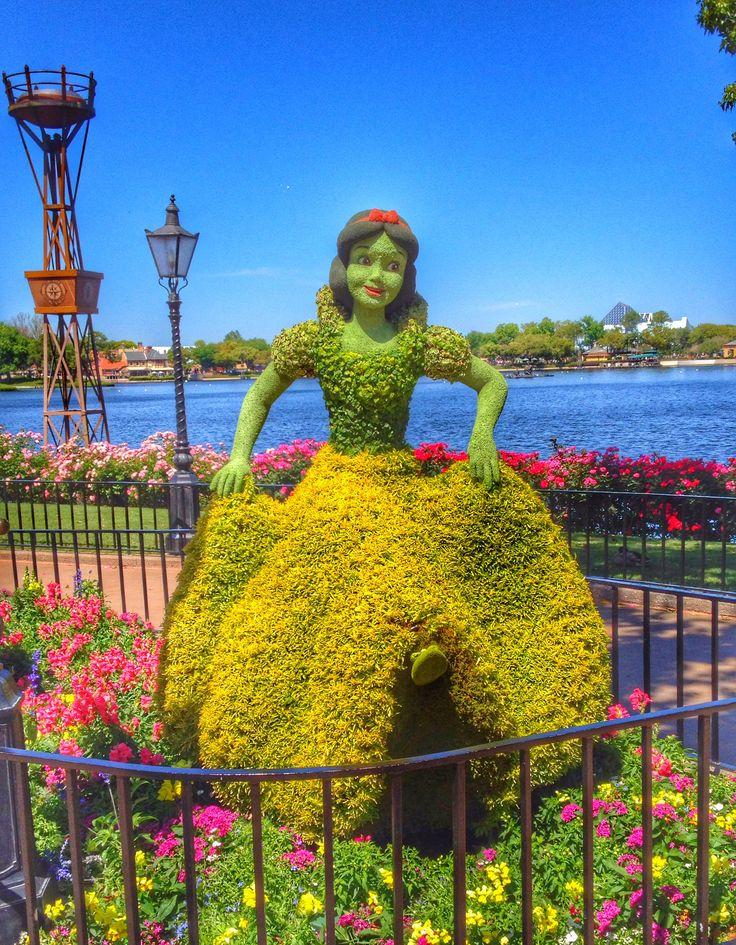 Epcot Flower and Garden 2014. #disney #epcot