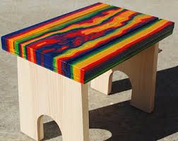 wooden footstool - Google Search