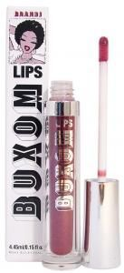 Buxom lip gloss in Brandi. Definitely is not all natural, like arbonne, but buxom is worth it <3