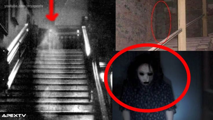 Top 10 Real Ghost Sightings Caught on Camera | Ghosts ...