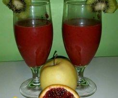 Frullato di mela kiwi e succo di arancia bimby  Nutriblitzer