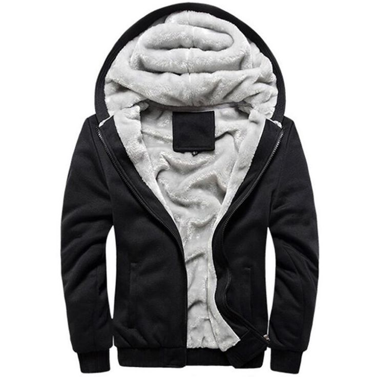 Winter Men Warm Hoodies Sweatshirts Brand Clothing Uniform Sportswear Jacket Fleece Hoodie jaqueta masculina Coat Plus Size 5XL