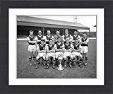 Framed Print of Soccer - Division One Champions - Burnley FC Photocall - Turf Moor