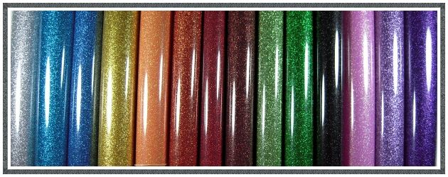 Fusible Glitterflex Ultra Was Designed Specifically For