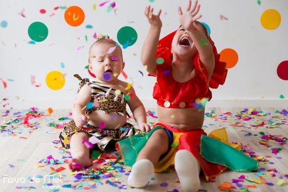 Mini-sessão carnaval; carnival mini session; carnaval Fotos feitas por www.favodemelfotografia.com