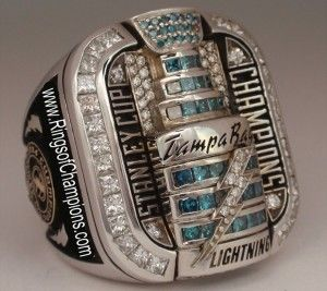 2004 Stanley Cup Ring