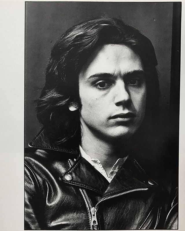 Jean-Michel Jarre. By Helmut Newton. From our favourite of the Portraits books published in 1984. The one with the crocodile naked lunch cover. An amaze book. Email if you want@ideanow.online #helmutnewton #portraits #jeanmicheljarre