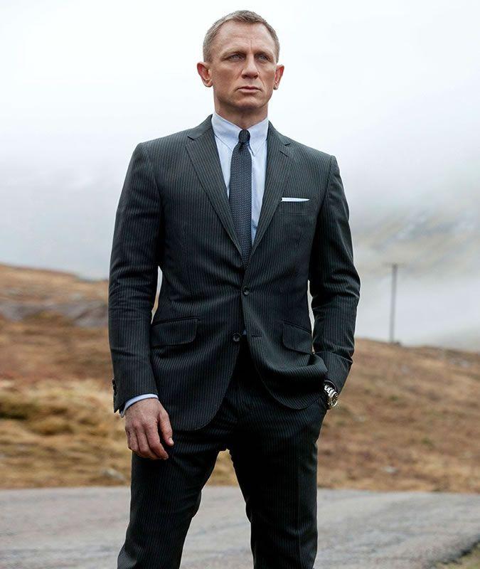 Daniel Craig Skyfall Suit James Bond In 2019
