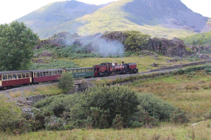 Welsh Highland Railway. September 2015