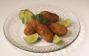 Dulces delicias: Croquetas de Jurel o atún