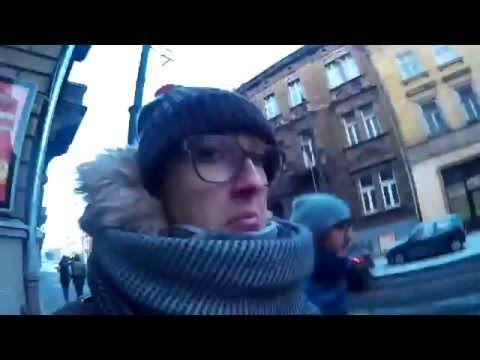 OH MIO DIO SIAMO CHIUSI IN GABBIA! [Cracovia - Vlog 02 gennaio 2016] - YouTube