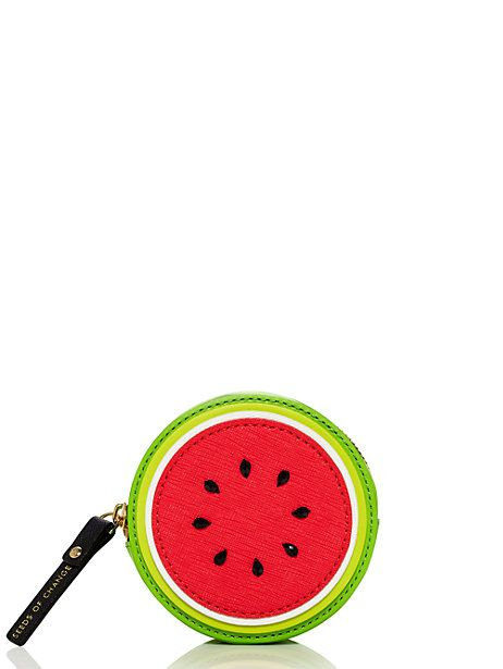 Kate Spade watermelon coin purse