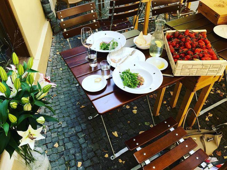 BEAUTYful lunch break ❤️ at Zanotto #badezimmer #potsdam #openingsoon…