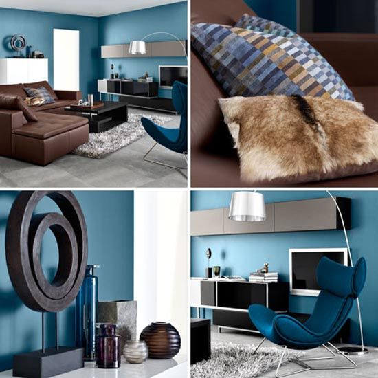 brown and blue living room design ideas 17 best images about ideas for the house on pinterest turquoise
