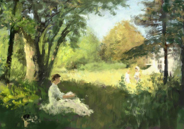Summer,1889