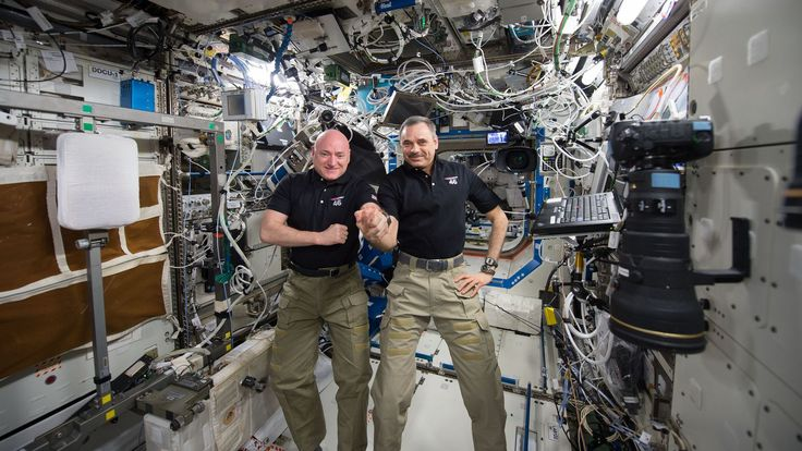 After a year filled with space veggies, microgravity water ping pong, and gorilla invasions, NASA astronaut Scott Kelly is at long last coming home today. Yesterday, Kelly handed over command of...