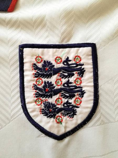 1993/94 England Home Football Shirt (XL)