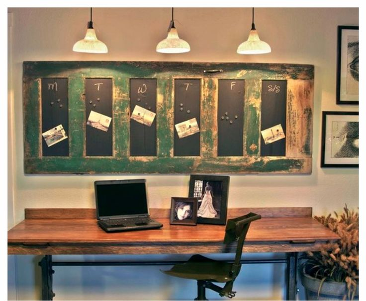 Cool Things To Hang On Wall 15 best ideas for organizing your desk images on pinterest | desk