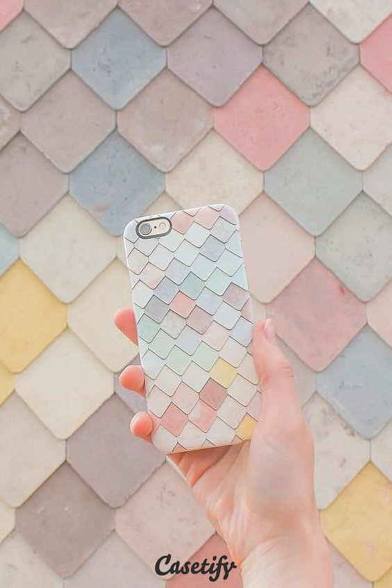 Tiles on tiles. Turn your favourite #photos into a iPhone 6/6S #custom #protective #phonecase at casetify.com/make or download the #Casetify app | @casetify