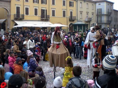 #Carnevale a #Rimini