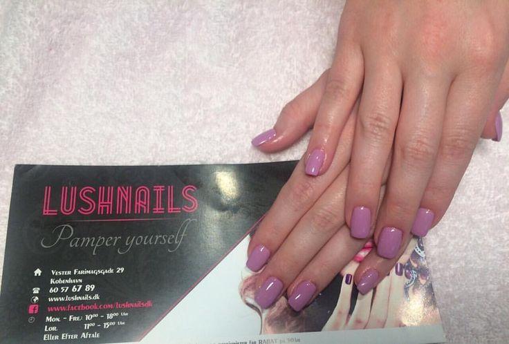 Solid #light #purple http://lushnails.dk #lilla #neglelak #negle #flot #forkælelse #selvforkælelse #skønhedsblogger #skønhedstips #skønhed #skøn #smuk #københavn #kbh