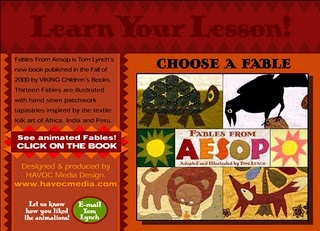 Learn Your Lesson! Animated Aesop's Fables