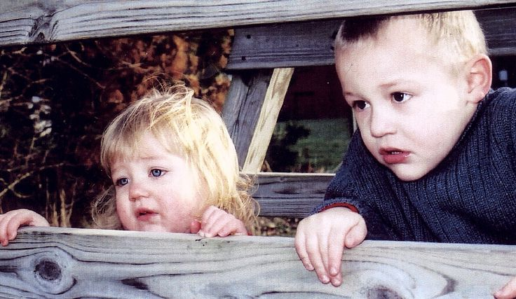Cutie pie's Olivia & bro Clay age 2 & 4! Love my babies!
