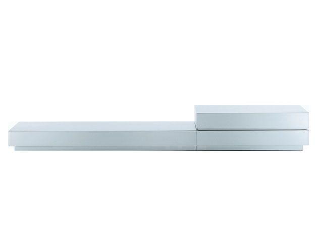 MDF Italia, Lowboard designed by Ennio Arosio _