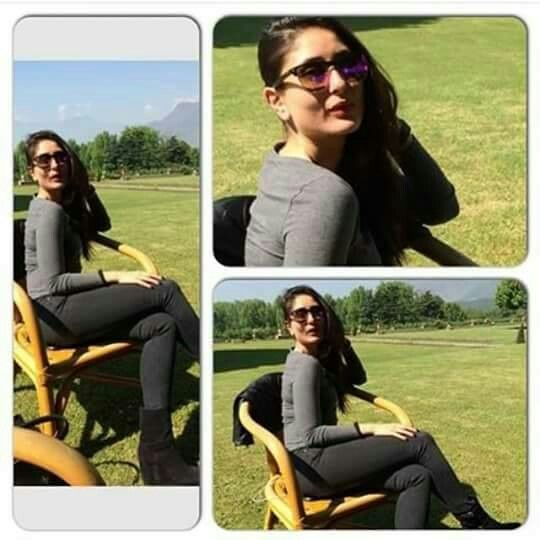 Kareena Kapoor's Snaps from the Sets Of Bajrangi Bhaijaan ! <3   For More Details Click Here : www.entertainmentbuzz.in