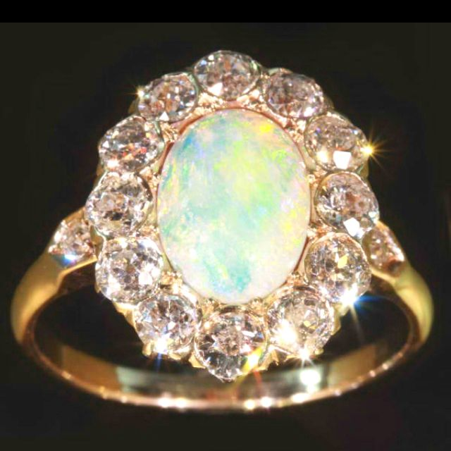 Different but I love opals