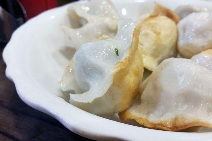 Taste of Shanghai Ashfield Chinese Pork and Chive Dumplings