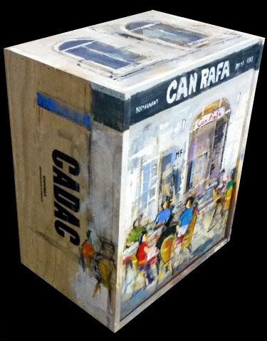 SIDE VIEW OF THE BOX B.  VISTA LATERAL DE LA CAIXA B.  виста боковая де ла Каха. 盒子的側面視圖。 ビスタ面サイド·デ·ラ·カハ·。