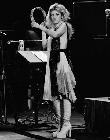 Just like the white winged dove sings the songs sounds like she's singing - Stevie Nicks