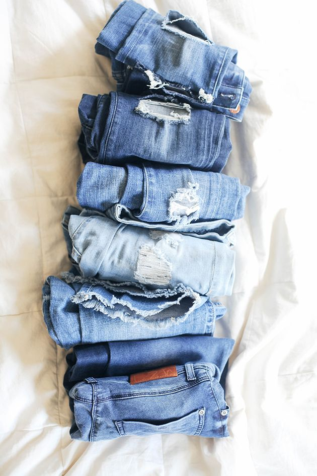 denim stack // best jeans for fall