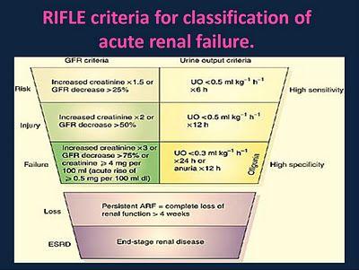 RIFLE criteria for classification of acute renal failure - PDF