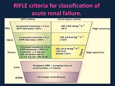 RIFLE criteria for classification of acute renal failure - PDF