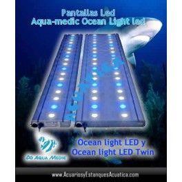 ** ENVIO GRATIS! 133€ ** PANTALLA AQUAMEDIC OCEAN LIGHT LED 30CM 18W ACUARIOS http://acuariosyestanquesacuatica.com/iluminacion-acuarios-de-agua-salada-marinos/330-pantalla-aquamedic-ocean-light-led-30cm-acuarios.html