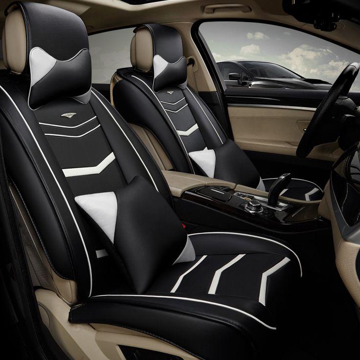 New 3D Styling Car Seat Cover For BMW F10 F11 F15 F16 F20 F25 F30 F34 E60 E70 E90 1 3 4 5 7 Series GT X1 X3 X4 X5 X6  #Affiliate
