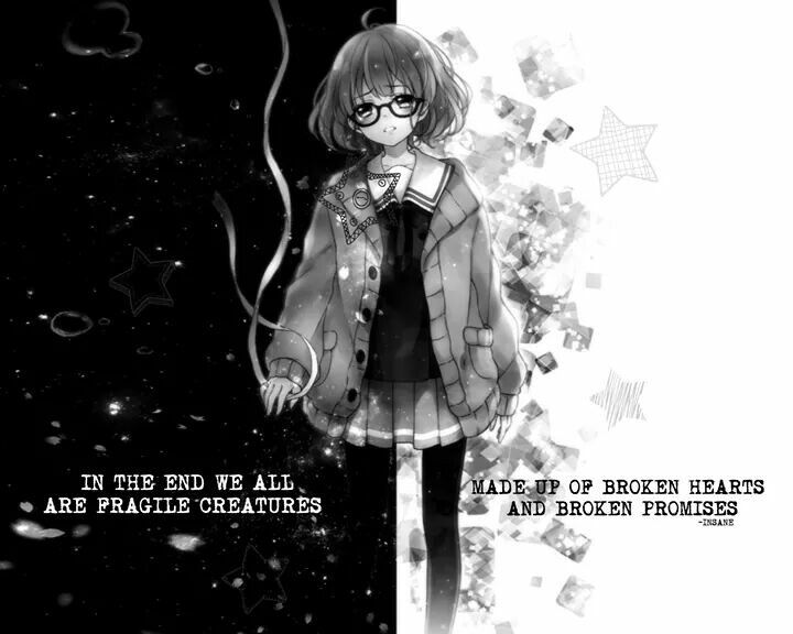 Wow Thats Dramatic Anime Quotes Sad Anime Quotes Quotes Anime