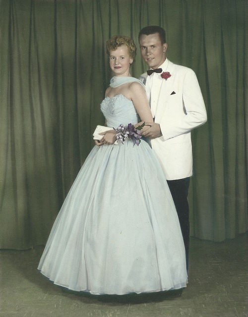 1956 Sr Prom Collingswood High.