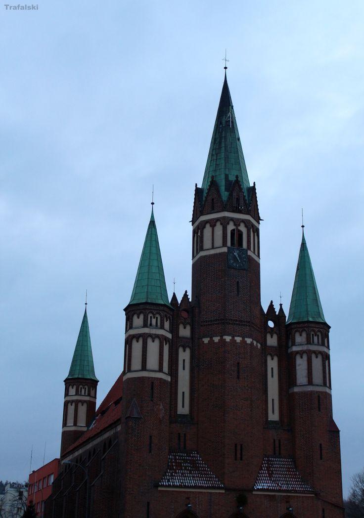 Wejherowo -Kościół św.Leona  #Wejherowo #Kościół #Photography #ILovePhoto