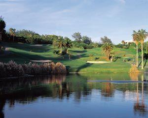 Bermuda golf resort, Fairmont Southampton Bermuda Resort