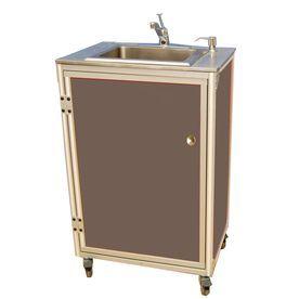 Best 25 portable sink ideas on pinterest - Portable sink lowes ...