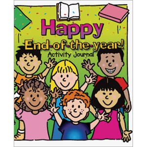 End of the Year Mini Activity Book for Intermediate Grades