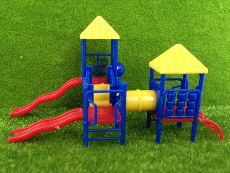 1: 75-100 архитектурная модель слайд/площадка слайд/модель для открытая игровая площадка/игровая площадка на открытом воздухе