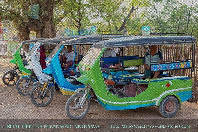 MYANMAR Reisetipps: KAKKU | Hier bekommst du die besten Insidertipps für deine Reise nach KAKKU in Myanmar: Hotels, Gästehäuser, Kosten, Anreise, Karten, Maps, Restaurants, Eintrittspreise, Reiseberichte uvm. www.MyanmarBurmaBirma.com | Tuk-Tuk-Fahrer