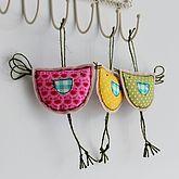 Spring Hanging Birdy Decoration
