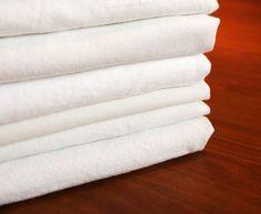 Vita Frugale: Come riciclare vecchie lenzuola