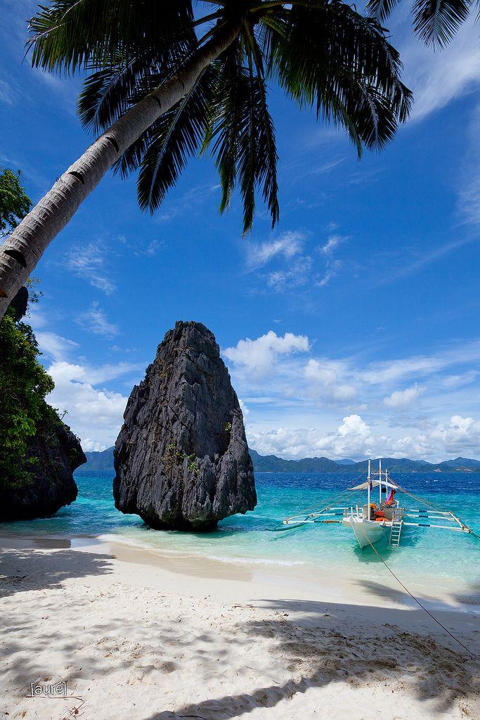 Bacuit Bay, El Nido (Palawan) Philippines